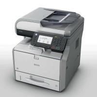 Multifuncional Ricoh SP-4510SF com Rede e Frete-verso