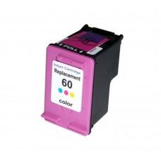 Cartucho Compatível HP 60 Color