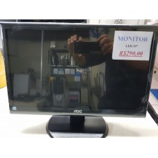 "Monitor LED 18,5"" AOC e950Swn"