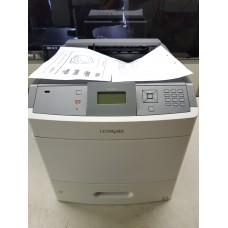 Impressora Laser Lexmark X654DN Rede Duplex