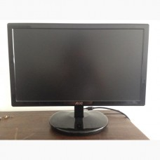 "Monitor LED 18,5"" AOC E943FWSK"