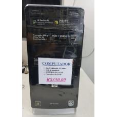 Computador AMD Athlon 64 X2 3600+