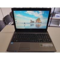 Notebook Acer i7 8Gb SSD 120Gb Teclado Numérico
