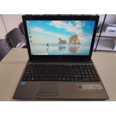 Notebook Acer i5 4Gb Teclado Numérico