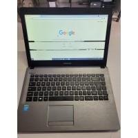 Notebook Positivo DualCore 4Gb memória HD 500Gb - Listras