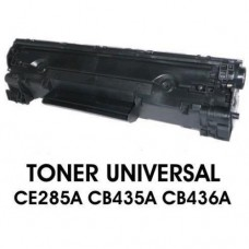 Toner Compatível Remanufaturado HP 35A 36A 85A