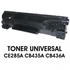 Toner Compatível Remanufaturado HP 35A 36A 85A