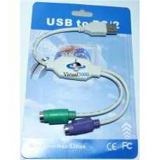 Conversor PS2 - USB