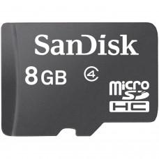 Cartão de memória MicroSD 8Gb SanDisk