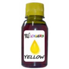 Tinta Compatível HP 100Ml Yellow